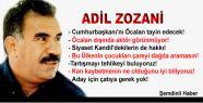 Zozani: 'Cumhurbaşkanı'nı Öcalan tayin...