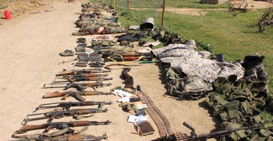 YPG: 'Dünden bu yana 148 çete öldürüldü'