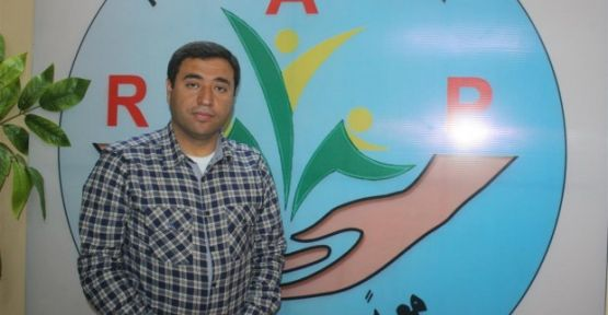 Til Hemis ve Til Temir'de  686 aileye yardım yapıldı
