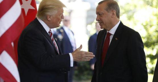 Trump, Erdoğan'ı çağırdı, görüşme gelecek ay