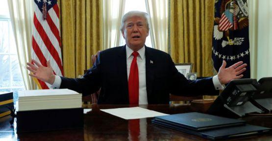 ABD Başkanı Donald Trump: İran'da değişim vakti geldi