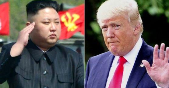 Trump: Kim Jong-Un ile görüşmekten onur duyarım