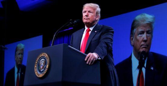 Trump: Silah anlaşmasını koruyup, 'yaptırım' uygulamayı tercih edeceğim