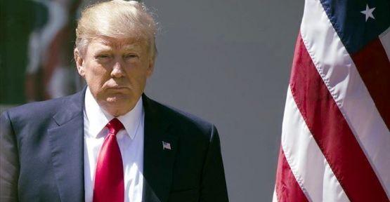 Trump'tan, Türkiye'ye yaptırımlara onay