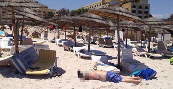 Tunus'ta turistik otellere saldırı: 27 ölü