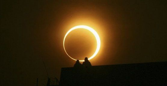 Türkiye güneş tutulmasını izledi
