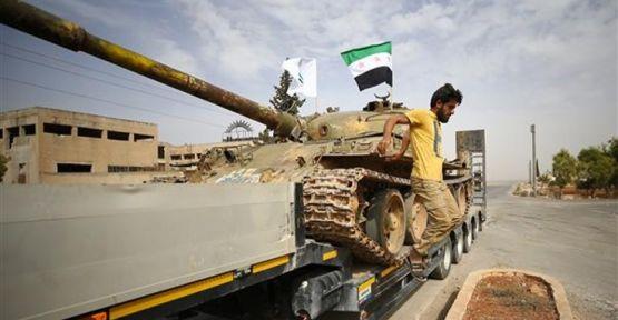 Türkiye: İdlib'de ağır silahların çekilme süreci tamamlandı