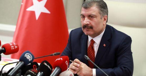 Türkiye'de 14 kişi daha öldü, 1459 yeni vaka tespit edildi