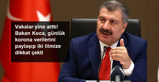 Türkiye'de korona virüsten son 24 saatte 14 kişi vefat etti