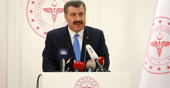 Türkiye'de korona virüsünden 14 kişi daha öldü