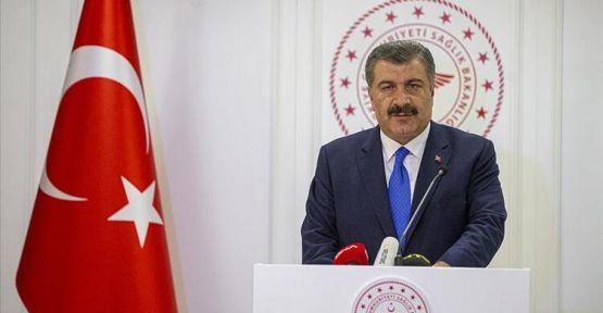 Türkiye'de Korona virüsünden ölenlerin sayısı 168'e yükseldi