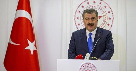 Türkiye'de korona virüsünden ölenlerin sayısı 59'a yükseldi
