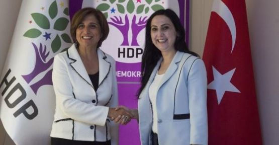 TÜSİAD heyeti HDP'yi ziyaret etti