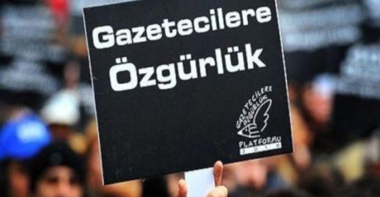 Tutuklu gazeteci sayısı 16 yılda 10 kat arttı