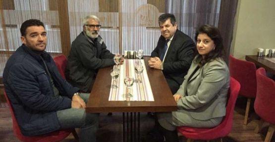 Tutuklu vekillerin ailelerine Federal Kürdistan'dan destek