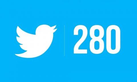 Twitter karakter sınırını 280'e çıkardı