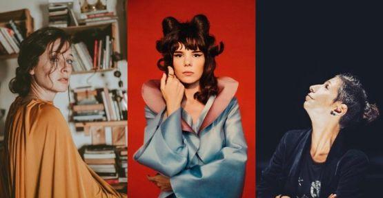 Üç kadın müzisyenden şiddete karşı müzik