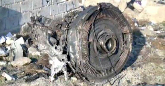 Ukrayna: Uçağı Rus füzesi düşürmüş olabilir