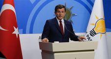 Davutoğlu: Kongre 22 Mayıs'ta, aday olmayacağım