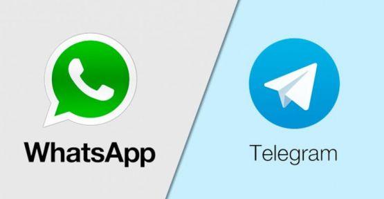 Uzmanlara göre Whatsapp da Telegram da güvensiz