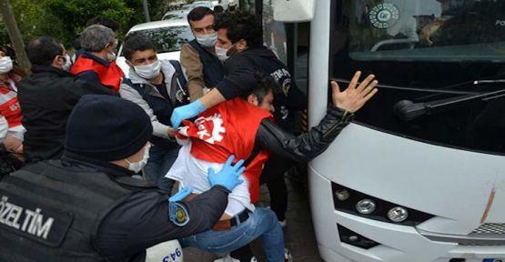 Valilik'ten DİSK açıklaması: Serbest bırakıldılar