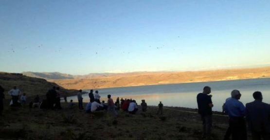 Van'da 14 yaşındaki çoban baraj gölünde kayboldu