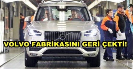 Volvo, ABD yaptırımları nedeniyle İran'daki faaliyetlerini durdurdu