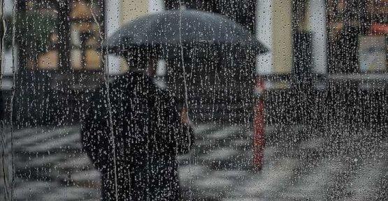 Yağış geliyor, sıcaklık 12 derece düşüyor