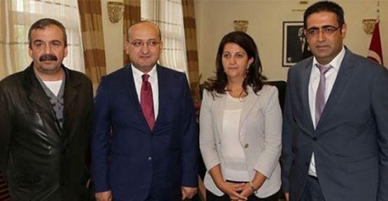 Yalçın Akdoğan yarın HDP Heyeti ile görüşecek