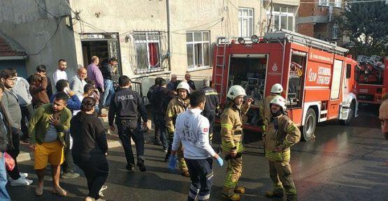 Yangında 1 bebek ile 16 yaşındaki ablası hayatını kaybetti