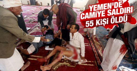 Yemen'de intihar saldırısı: 55 ölü