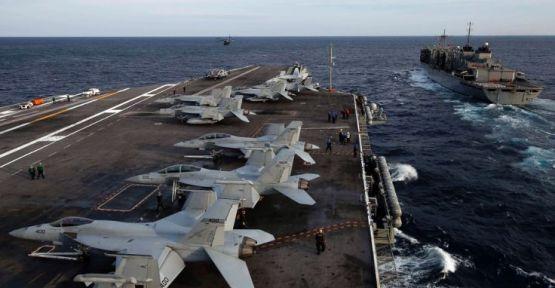 Yeni İran hamlesi: ABD Ortadoğu'ya uçak gemisi gönderiyor