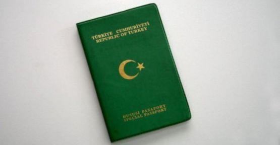 Yeşil pasaporta dair esaslar belirlendi