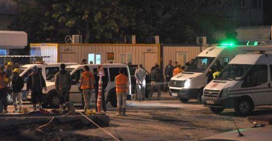 Yine iş cinayeti: 1 İşçi hayatını kaybetti