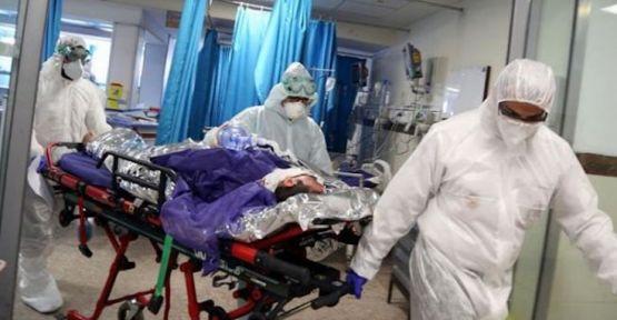 Yoğun bakım hasta sayısında artış sürüyor