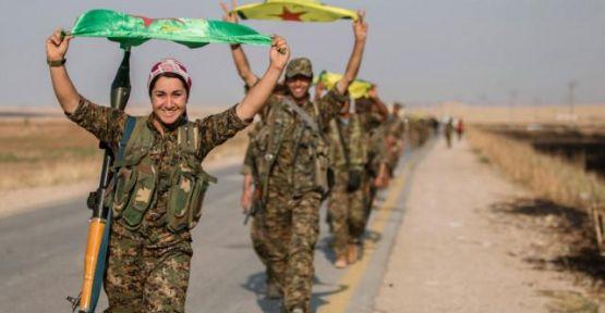 YPG: Güçlerimizin ilerleyişi sürüyor