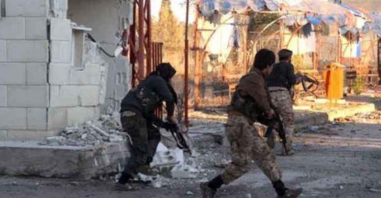 YPG: Kobani'nin güneyinde eski sınırlara ulaşıldı