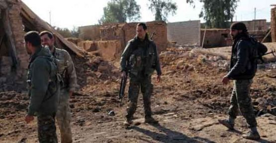 YPG'den Til Hemis ve Kamışlo'da operasyon