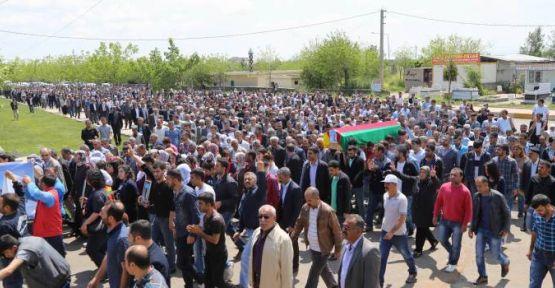 YPG/YPJ savaşçıları Amed ve Colemerg'de toprağa verildi