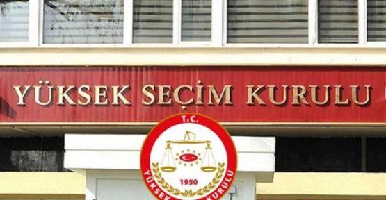 YSK'nın Seçim Kurulu kararına AK Parti'den itiraz