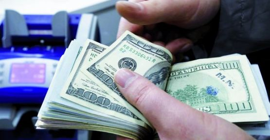 Yüksek faize rağmen dolar yükselişte