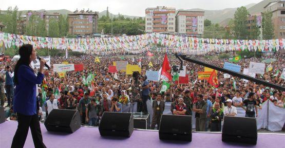 Yüksekdağ: AKP ve Erdoğan'ın başvurduğu devlet terörü ölüme sebep oluyor