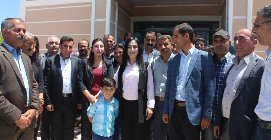 Yüksekdağ: 'Öcalan'ın özgürlüğünün kapılarını birlikte açacağız'