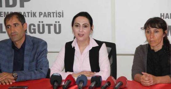 Yüksekdağ: İddiamız güçlü bir ana muhalefet partisi olmak