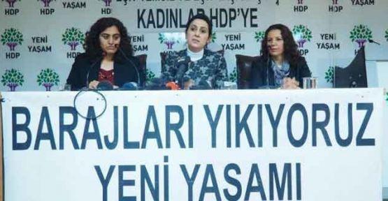 Yüksekdağ: Kadınlar siyasete el koymalı