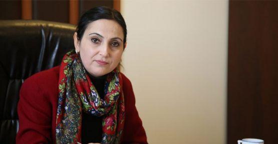 Yüksekdağ: 'Öcalan'ın özgürlüğü tüm halkların özgürlüdür'
