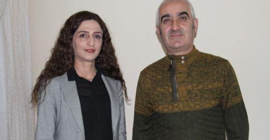 Yüksekova Belediyesi Eş Başkanları Sarı ve Yaşar gözaltına alındı
