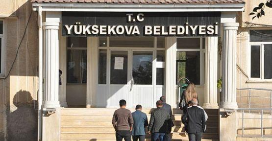 Yüksekova ve Nusaybin Belediyesi'ne kayyum atandı