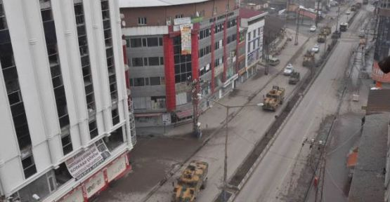 Yüksekova'da çatışma