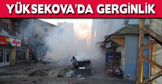 Yüksekova'da Gerginlik: İlçede kepenkler indirildi